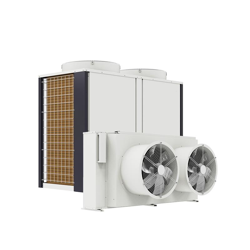 空气能烘干机 分体式热泵