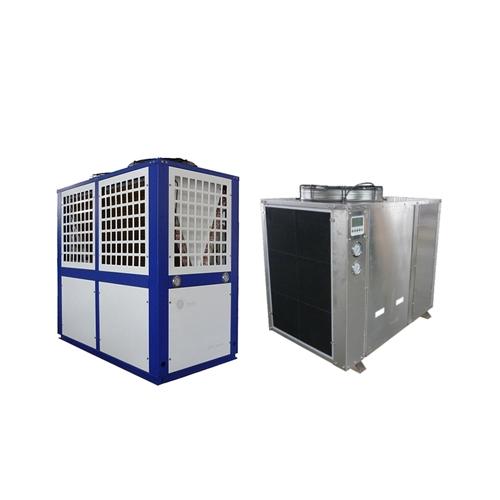 高温复叠热水机