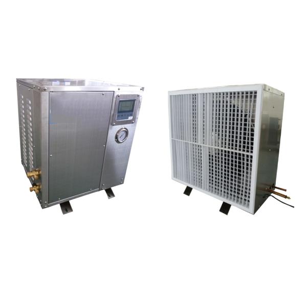 高温分体直热机组